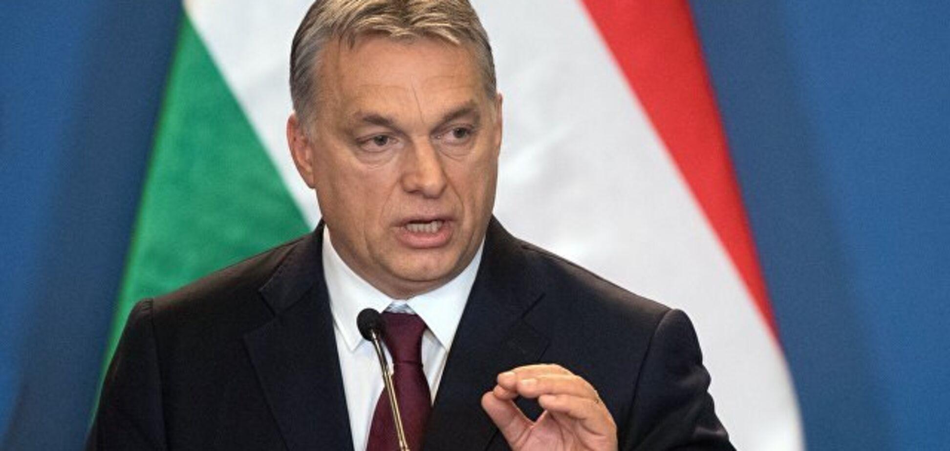 Проблемы с Венгрией  возникли бы в любом случае, и не по вине Украины