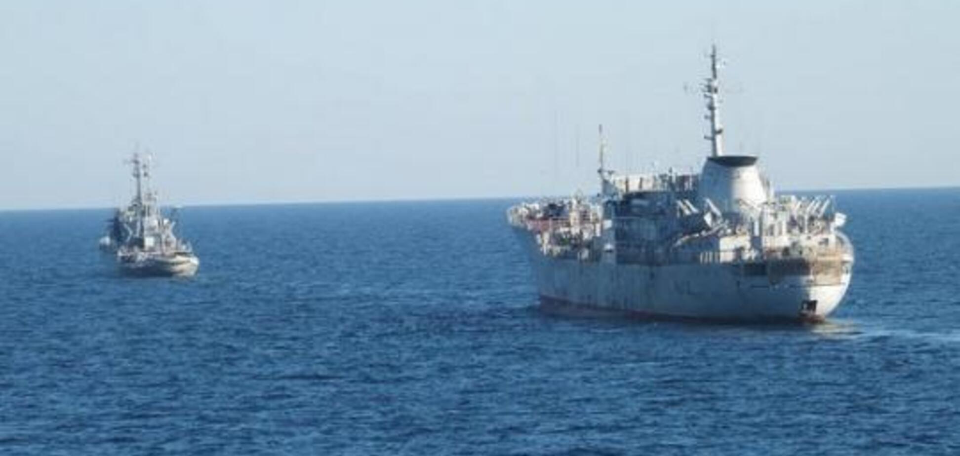 Защита Азовского моря: стало известно, в чем суть 'тайного' указа СНБО