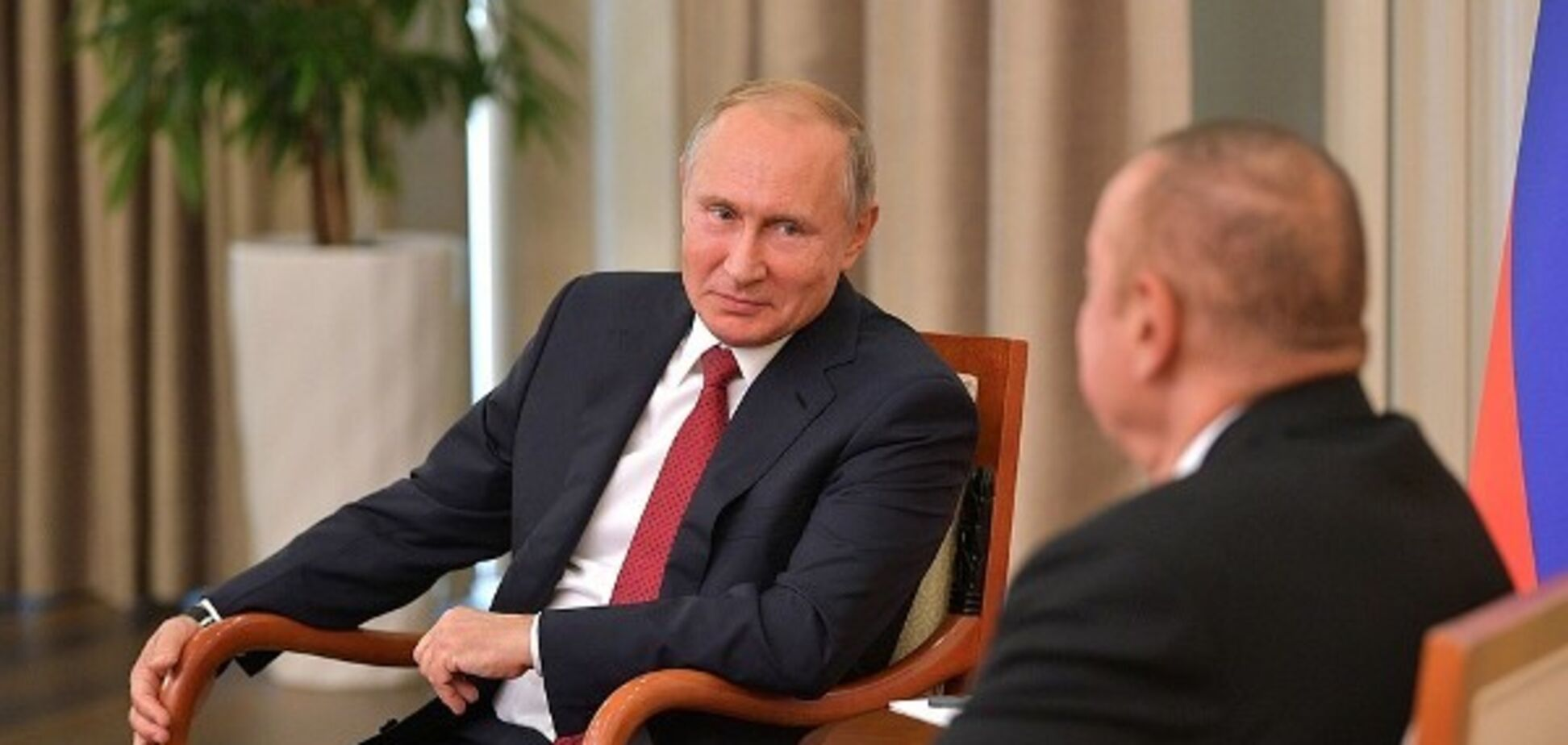 Зачем Путин приезжал в Баку?