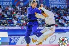 Україна розкішно виступила на чемпіонаті світу з дзюдо на очах у Путіна