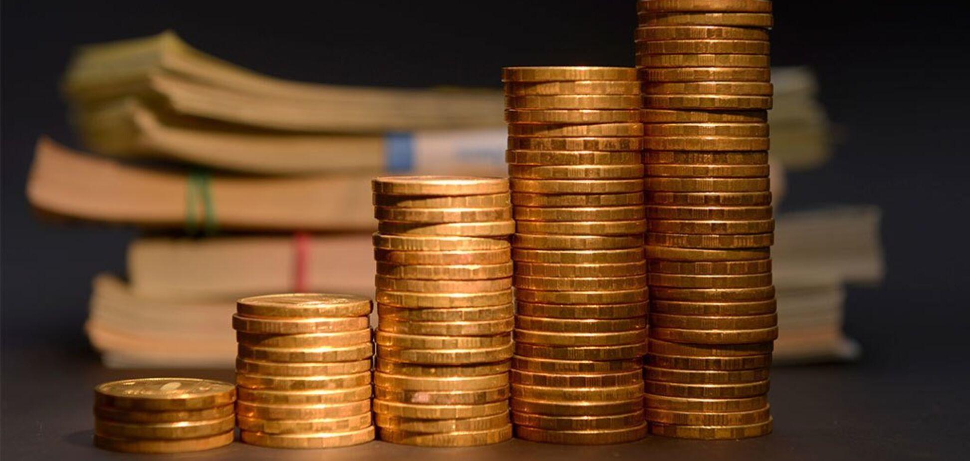Реальні доходи українців зросли на 9,7%
