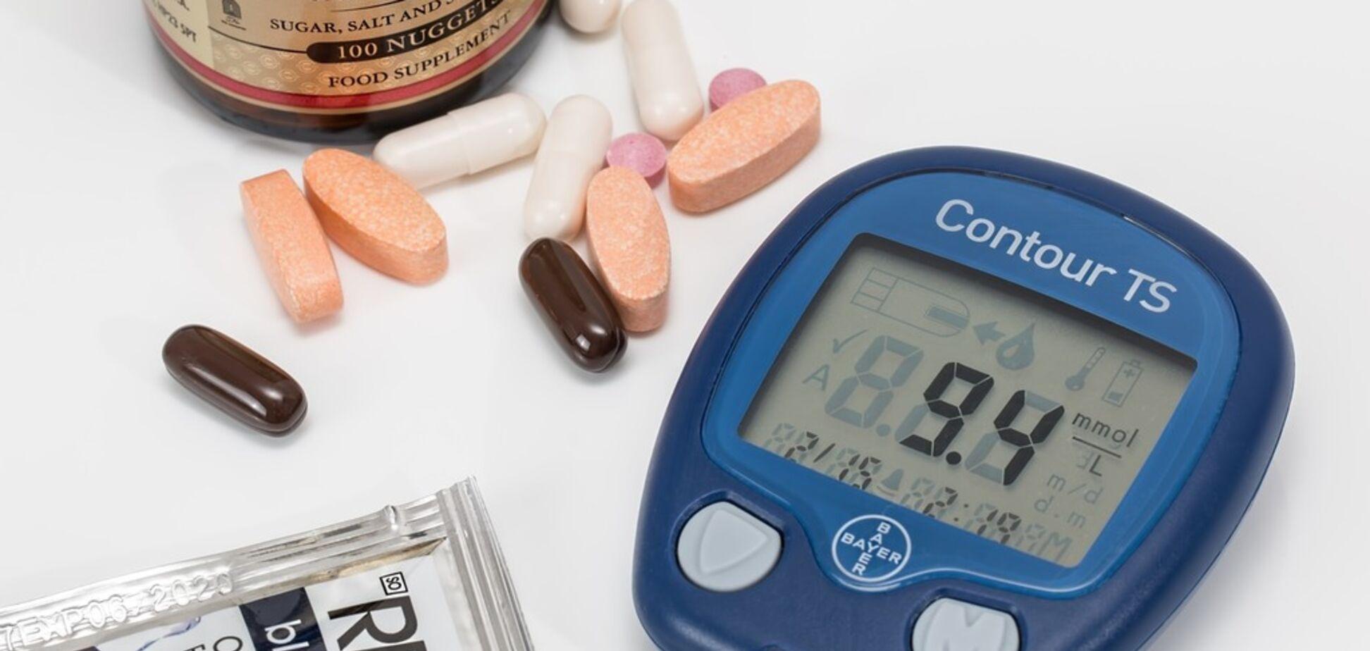 Диабет: сахароснижающие препараты