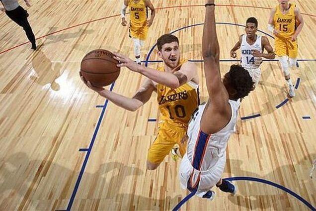 ''Чудово працює'': зірка НБА про Михайлюка