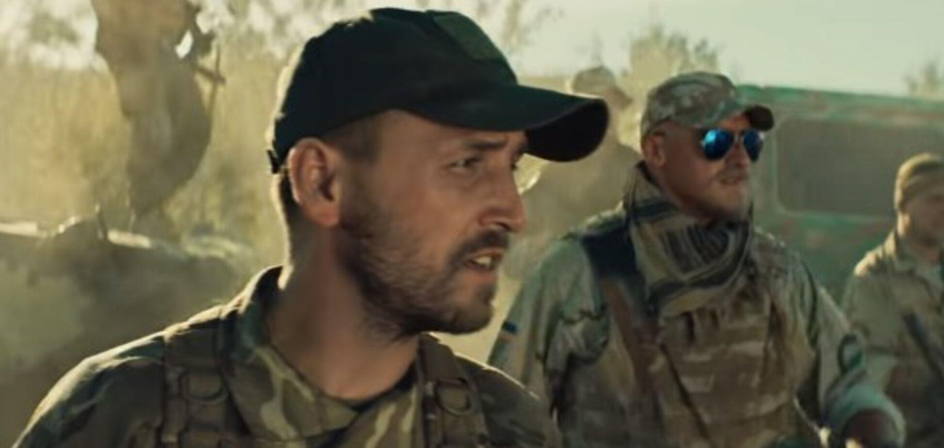 Украинские рокеры растрогали эмоциональным клипом с ветеранами Донбасса
