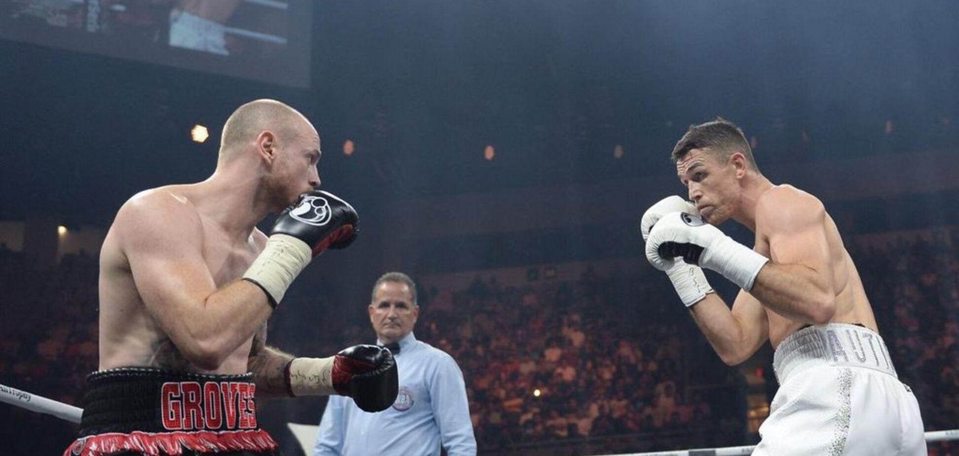 Знаменитый британец нокаутом выиграл Всемирную боксерскую суперсерию - опубликовано видео