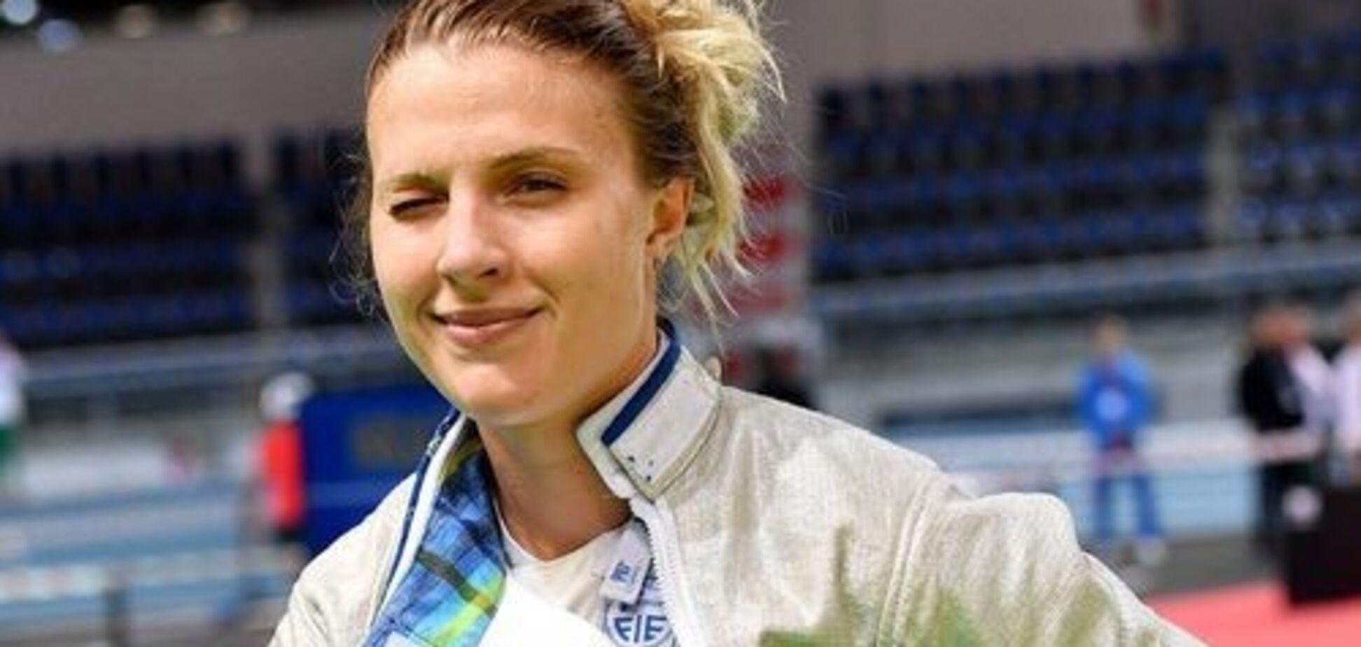 Олимпийская чемпионка из Украины восхитила соцсети сложнейшим трюком