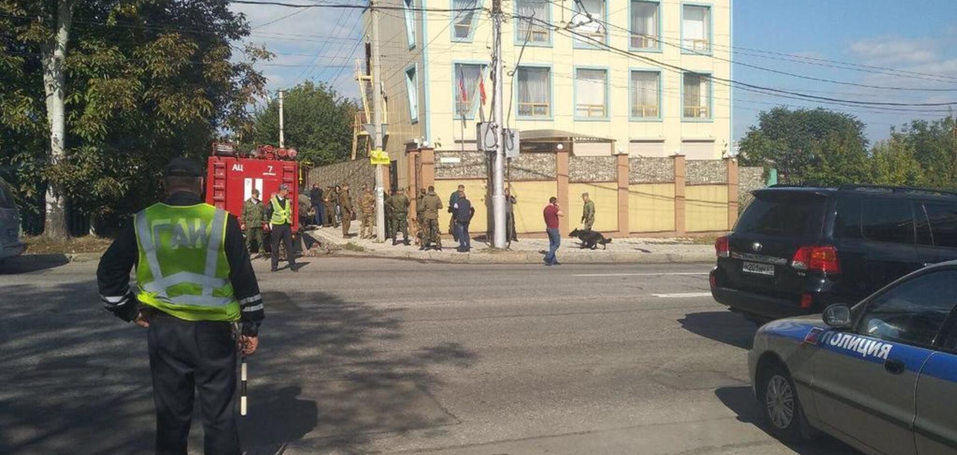 ''Внутри все сгорело!'' Появились первые подробности взрыва в Донецке
