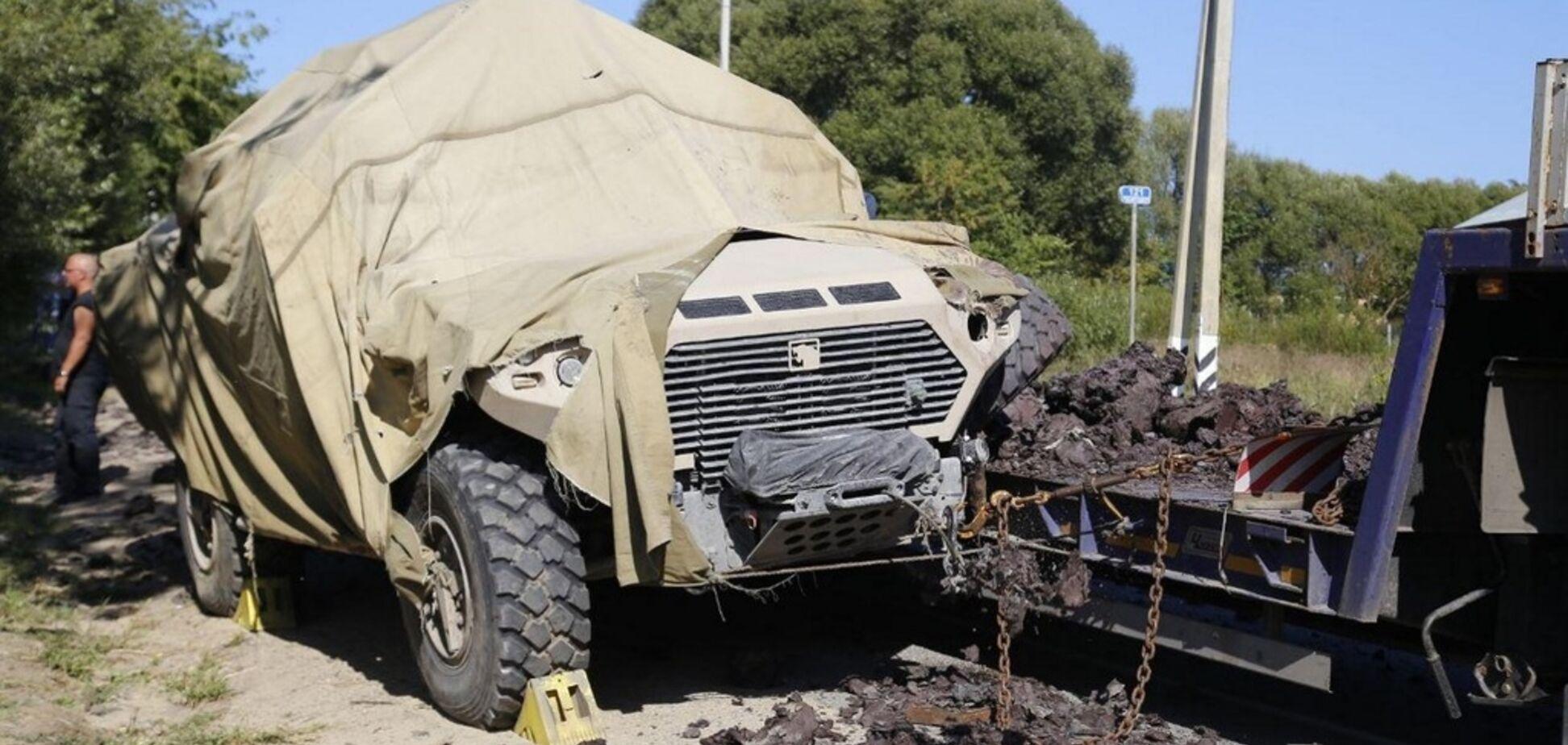 Під Тулою розбили секретну арабську машину: стало відомо про військову ганьбу росіян
