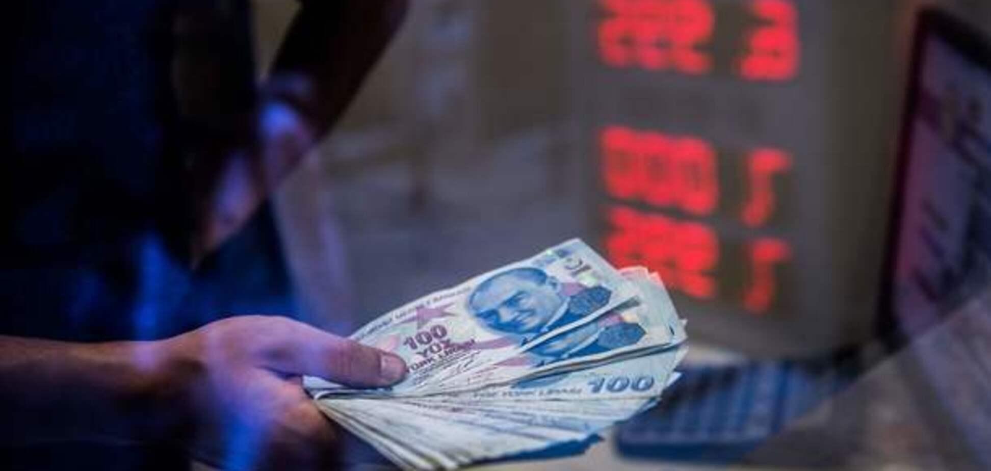 У Туреччині різко зросли ціни: інфляція досягла піку за 13 років