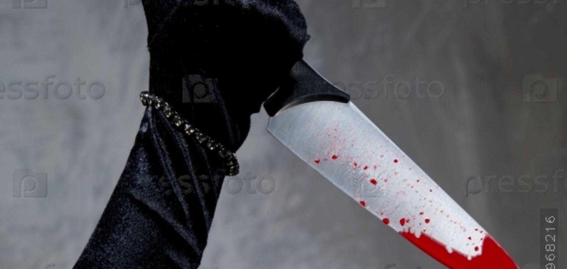 В Запорожье ссора супругов закончилась кровавой расправой (ФОТО)
