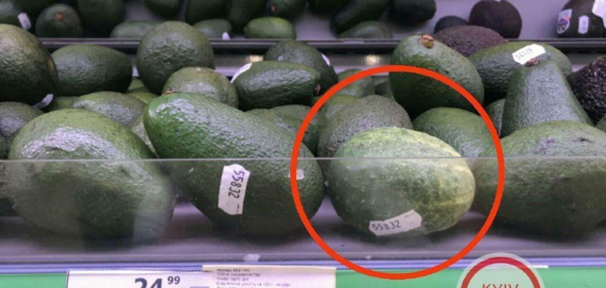 'Даже ценник прикрепили': супермаркет в Киеве уличили в забавном обмане