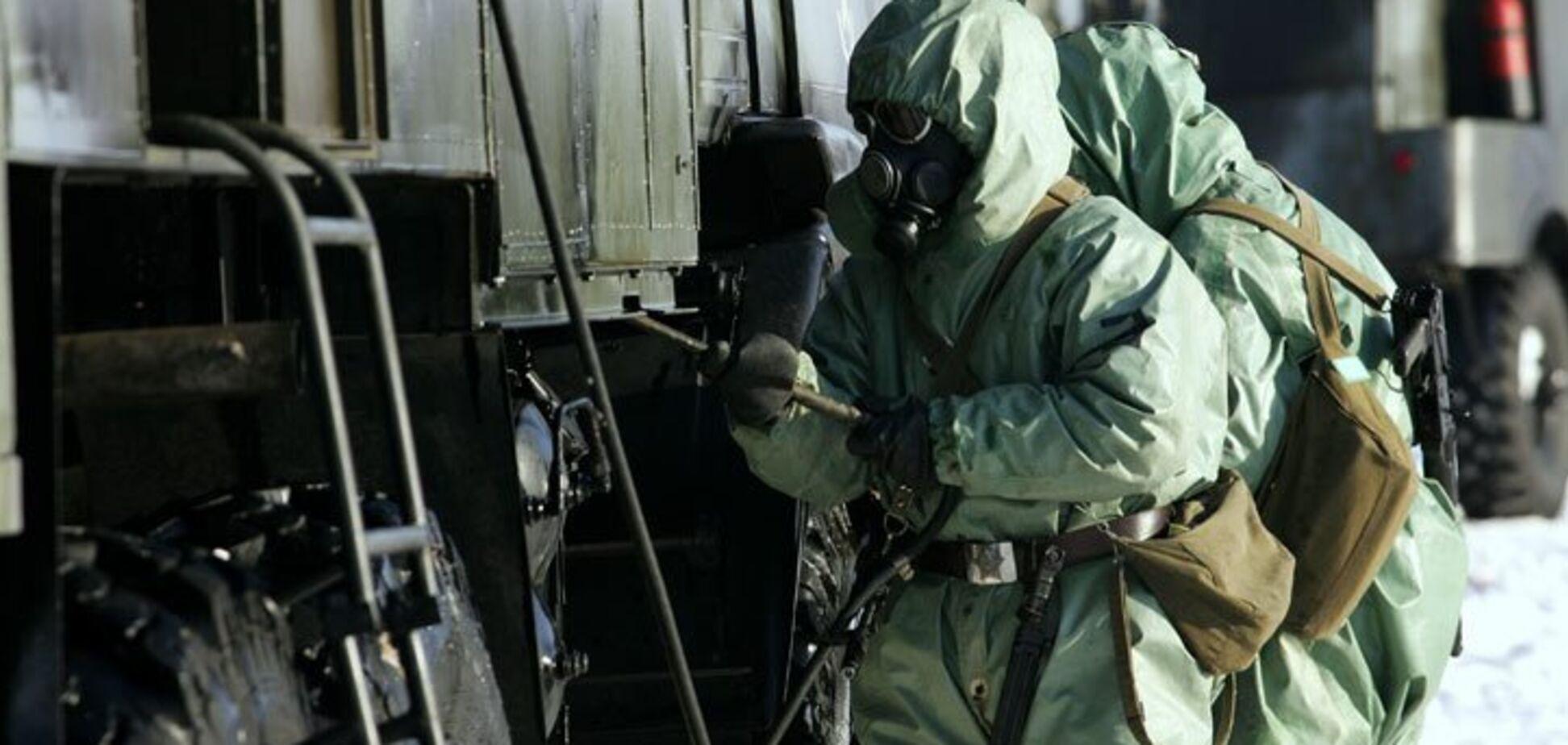 Экологическая катастрофа в Крыму: у Порошенко назвали виновных