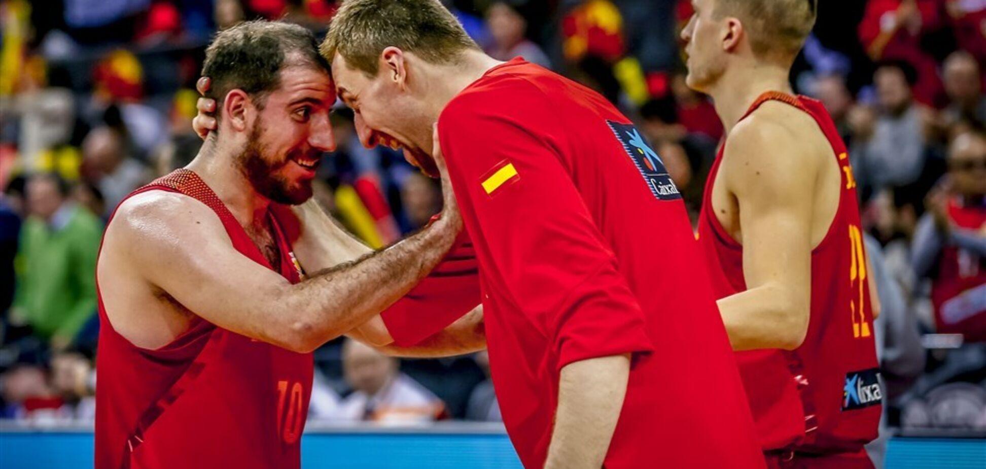 Без звезд НБА: Испания назвала состав на матч с Украиной в отборе КМ-2019