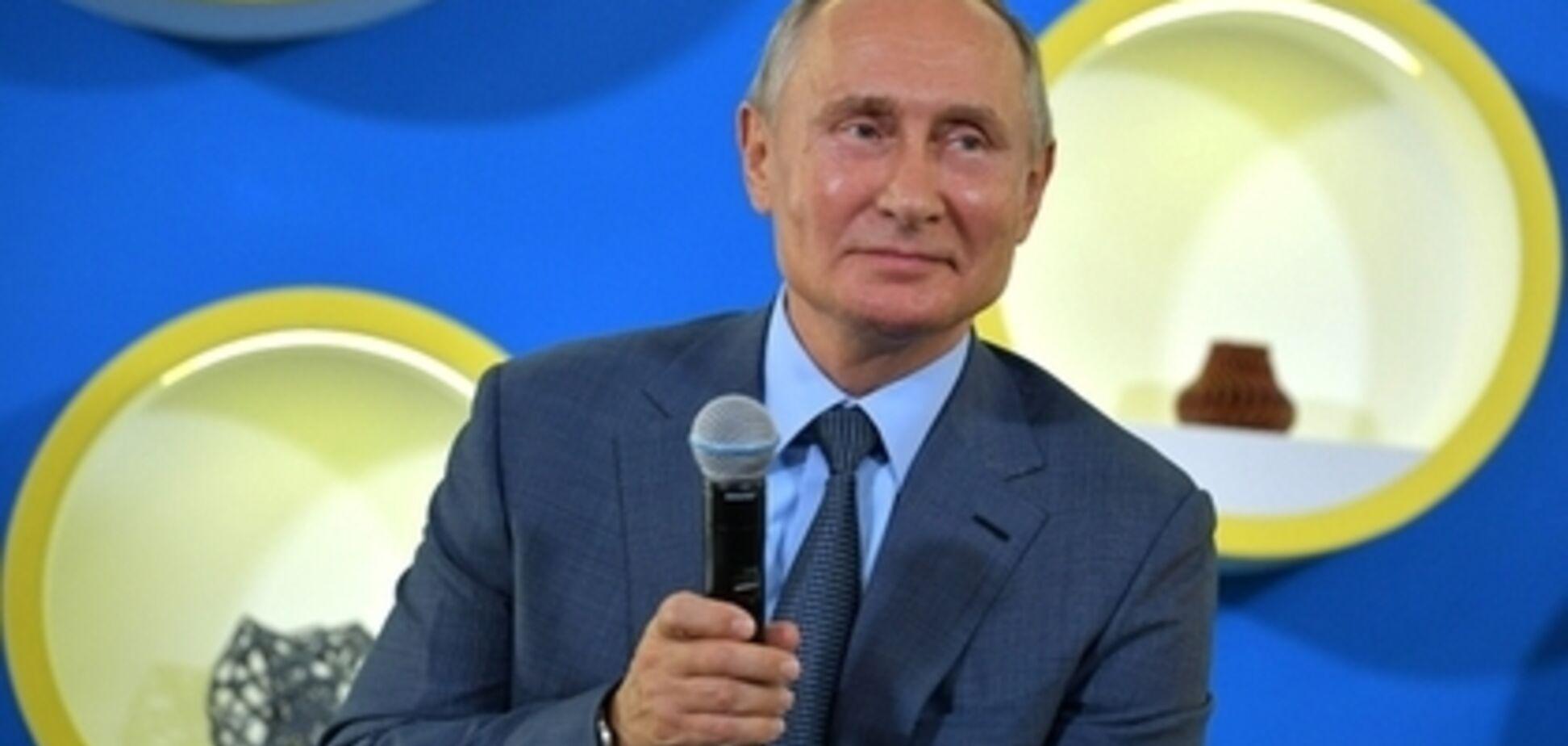 'Окрема увага': Путін спантеличив мережу своїм зовнішнім виглядом