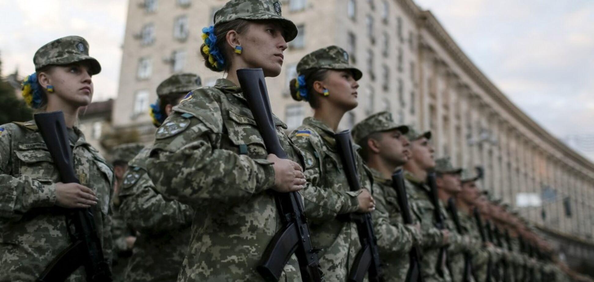 Стандарты НАТО: нардеп рассказала, как теперь будут воевать украинские женщины