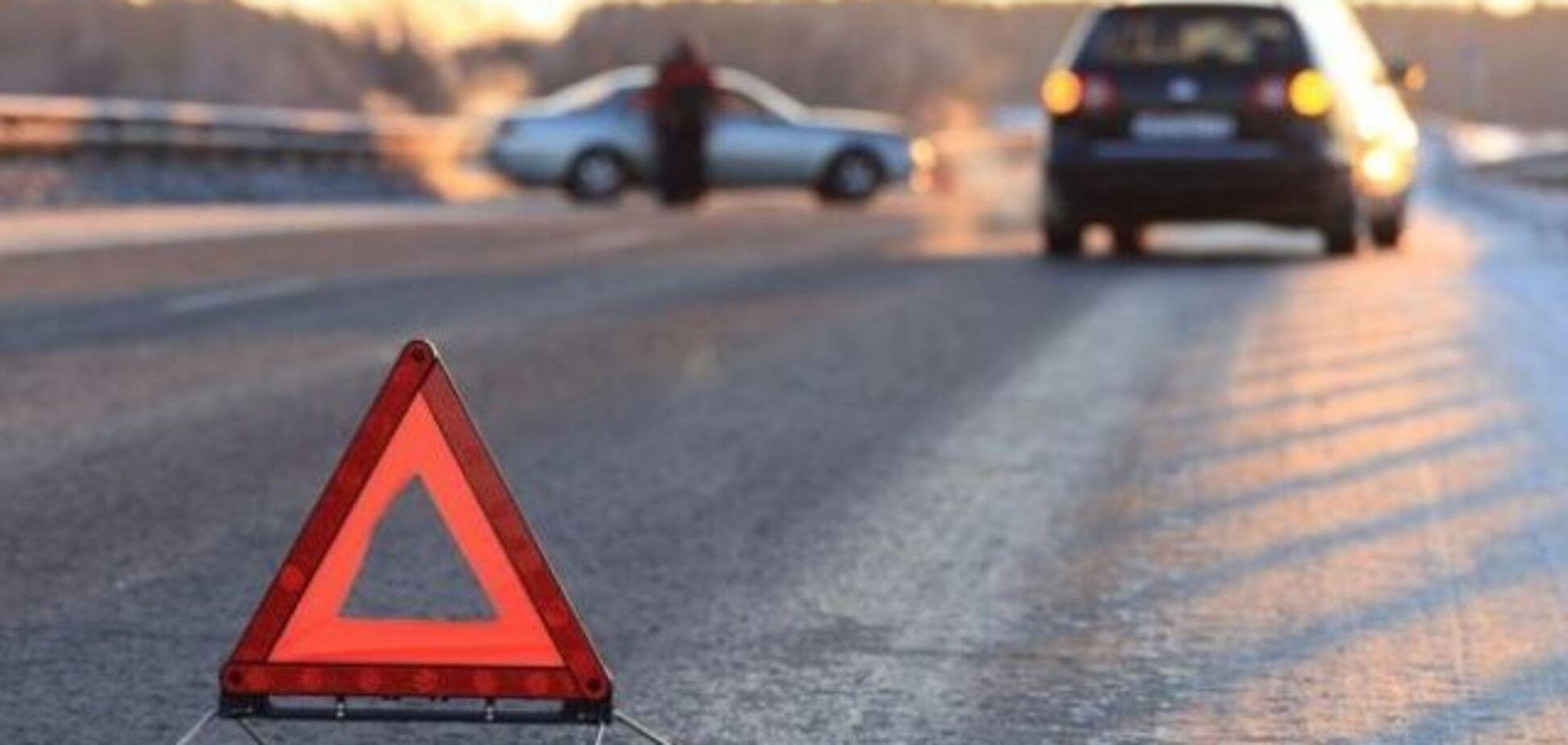 'Мізки не купив': п'яний водій в Запоріжжі намагався втекти від активістів