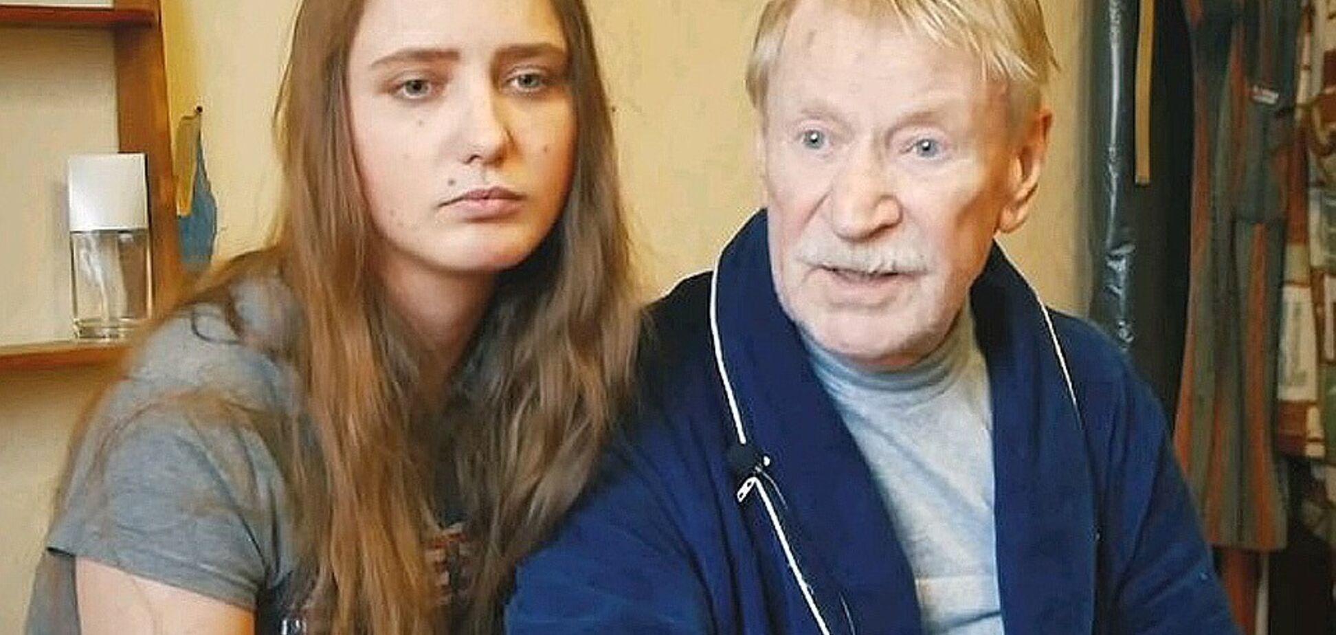 'Преграда в сексуальных отношениях': 88-летний народный артист РФ открыл причину развода с молодой женой