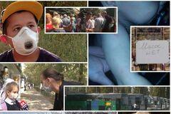 ''Дітей везуть у газову камеру!'' В Армянську почалася паніка через скасування режиму НС