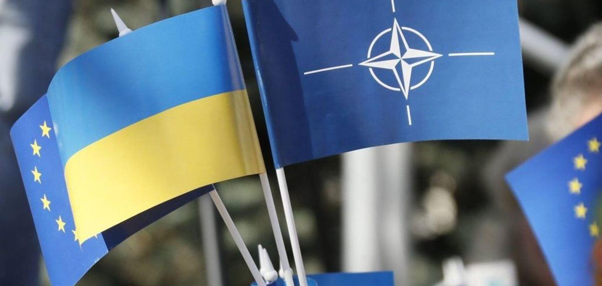 Україна - в НАТО і ЄС: навіщо Раду поставили перед історичним вибором