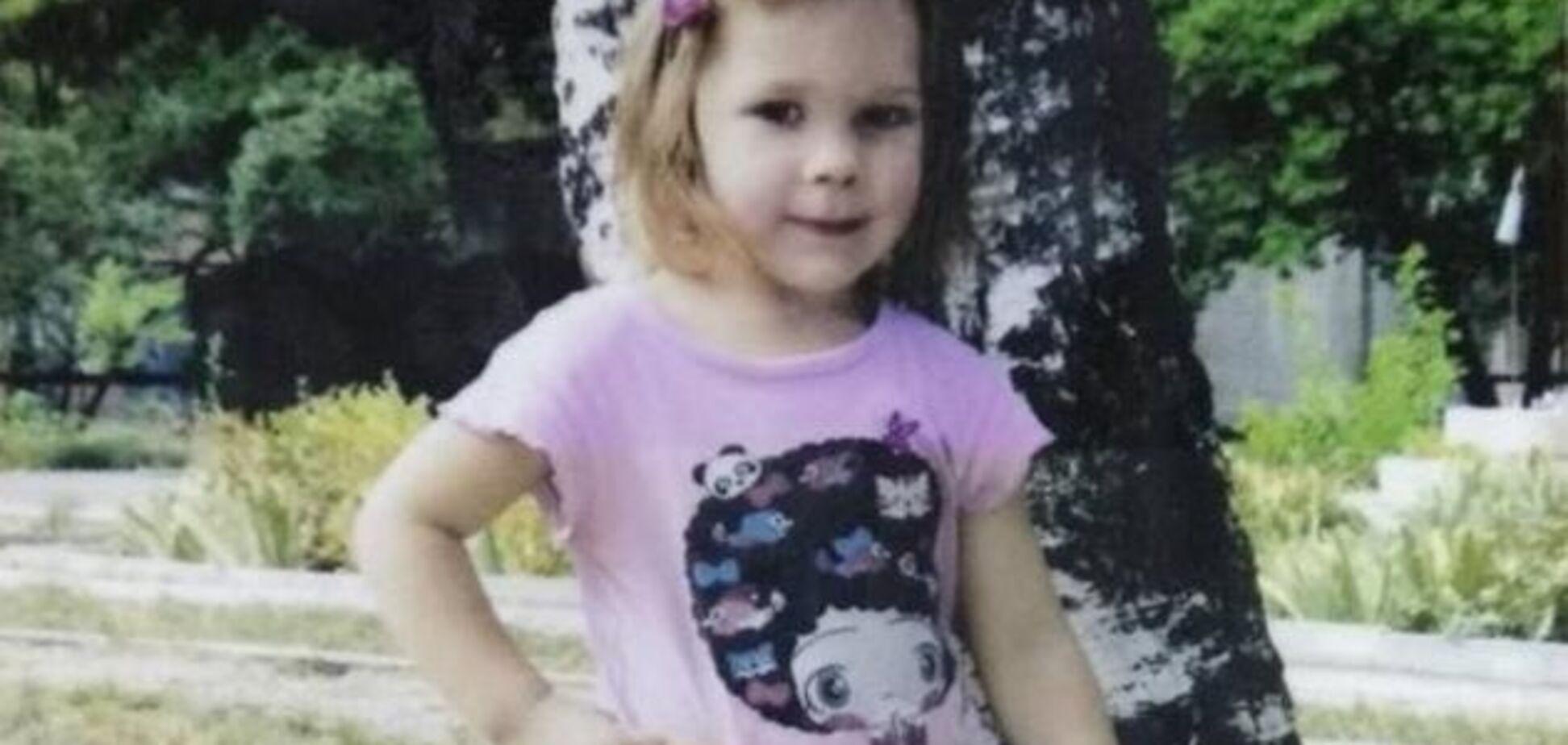 На Днепропетровщине скончалась зверски избитая отчимом 4-летняя девочка