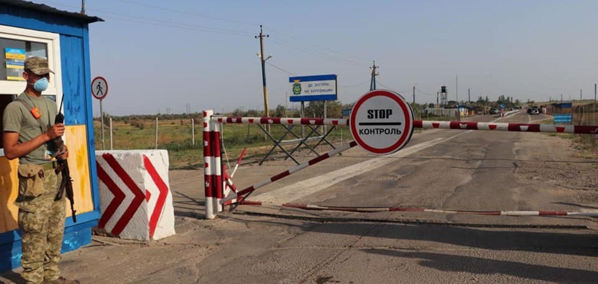 Опіки легень і задуха: ''хіматака'' з Криму дійшла до материкової України. Усі подробиці