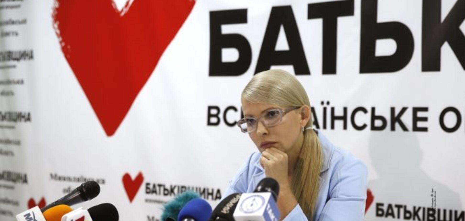 Вибори президента: Тимошенко більш ніж удвічі випереджає конкурентів