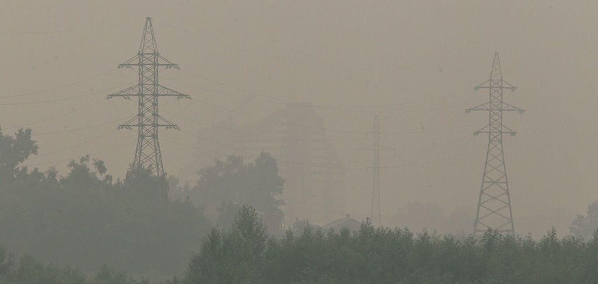 'Вітер несе кислоту': на Херсонщині запанікували через ''хіматаку ''