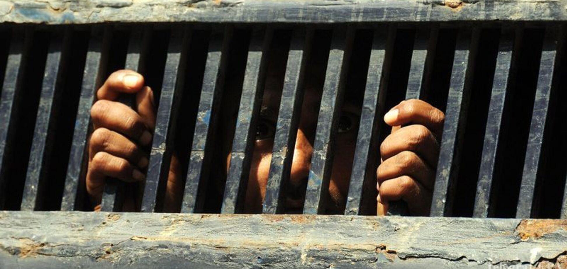 В Мелитопольском СИЗО взбунтовались заключенные
