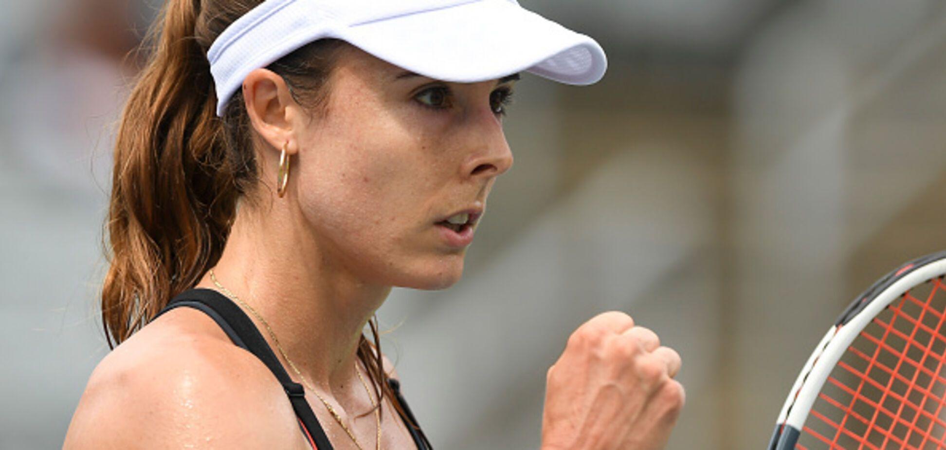 Знаменитая француженка разделась на корте и изменила правила тенниса