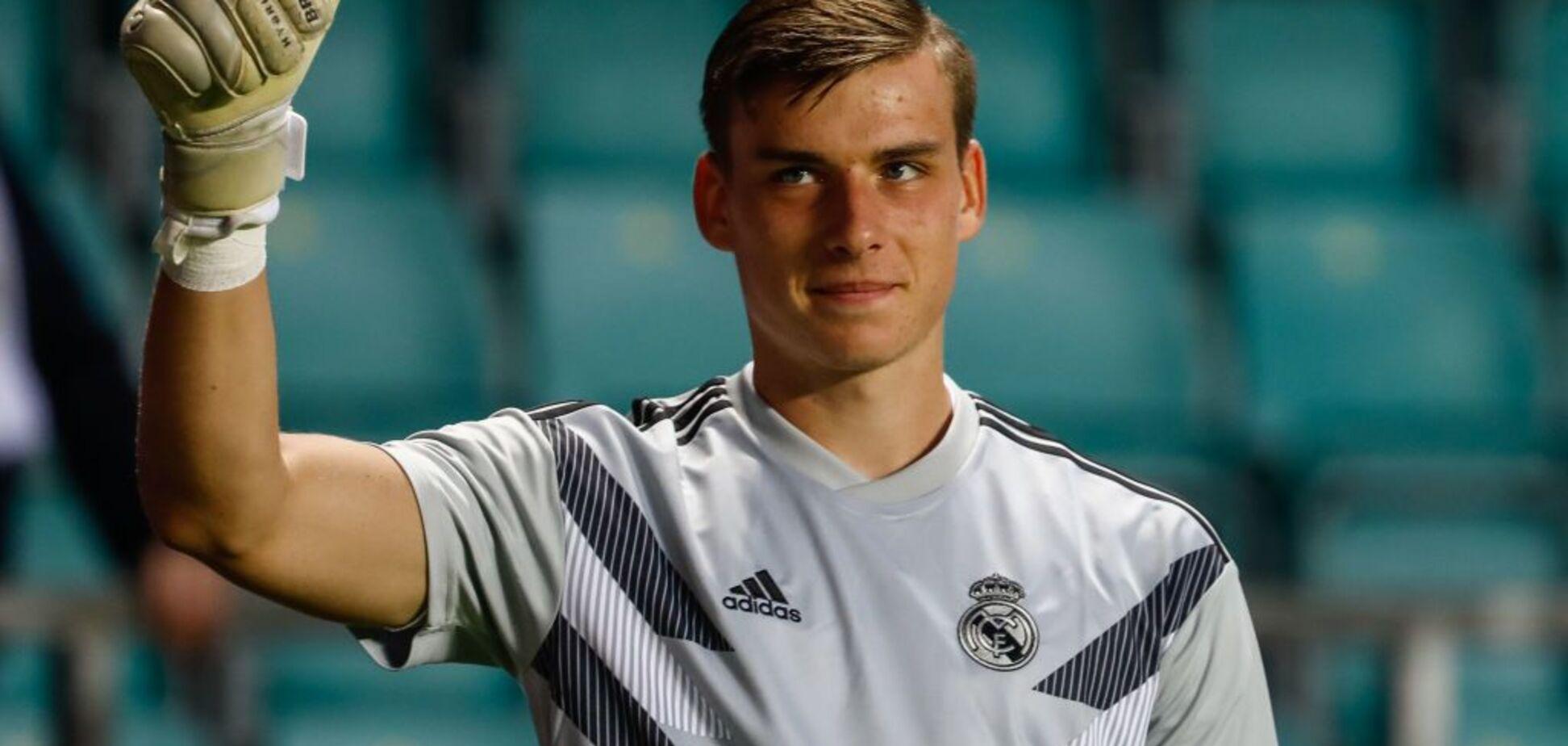 'Реал' ухвалив остаточне рішення щодо Луніна
