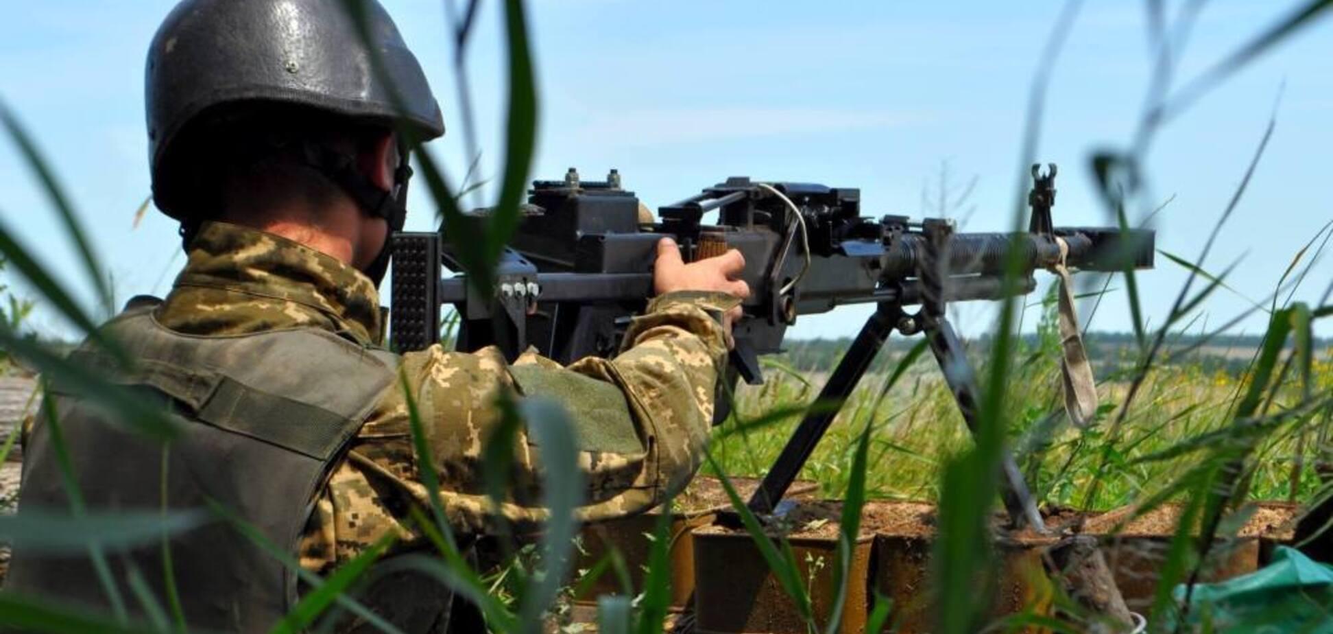 На Донбассе активизировались бои: ранены бойцы ОС