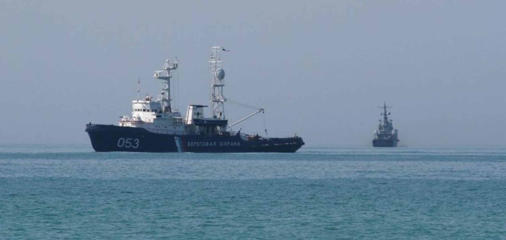 Россия подло захватила украинское судно в Крыму: все подробности