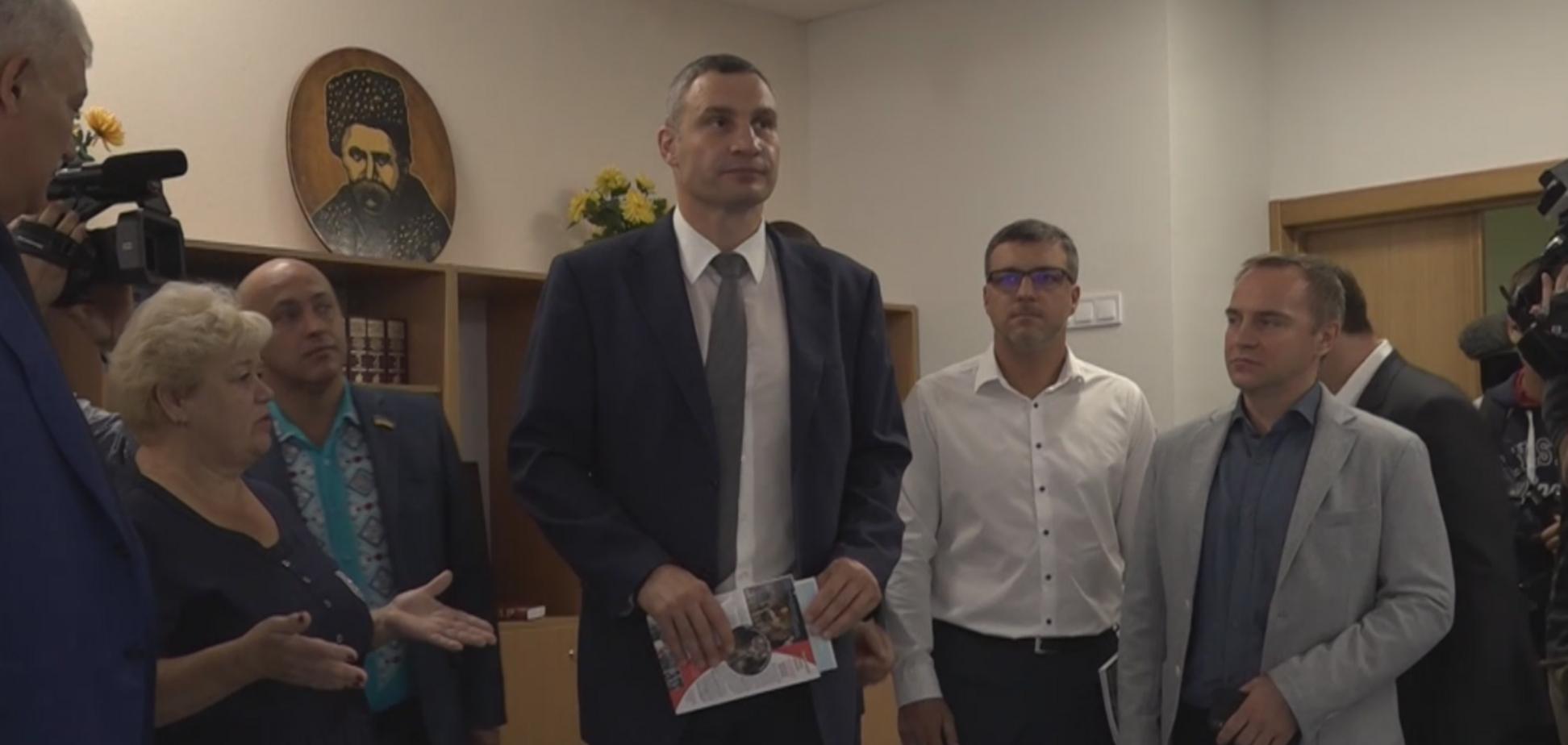 У Києві відкрито інноваційну школу