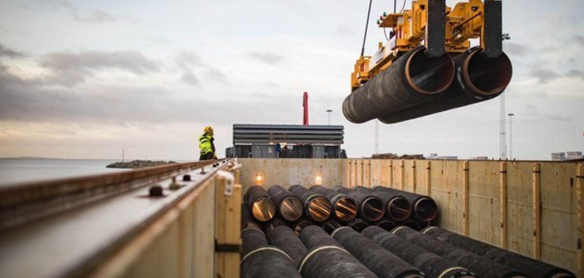 В Финляндии началось строительство ''Северного потока-2''