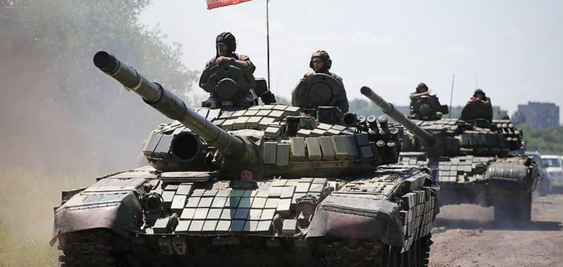 ''Вернутся в гробах'': в ''ДНР'' пригрозили Украине кровавой бойней