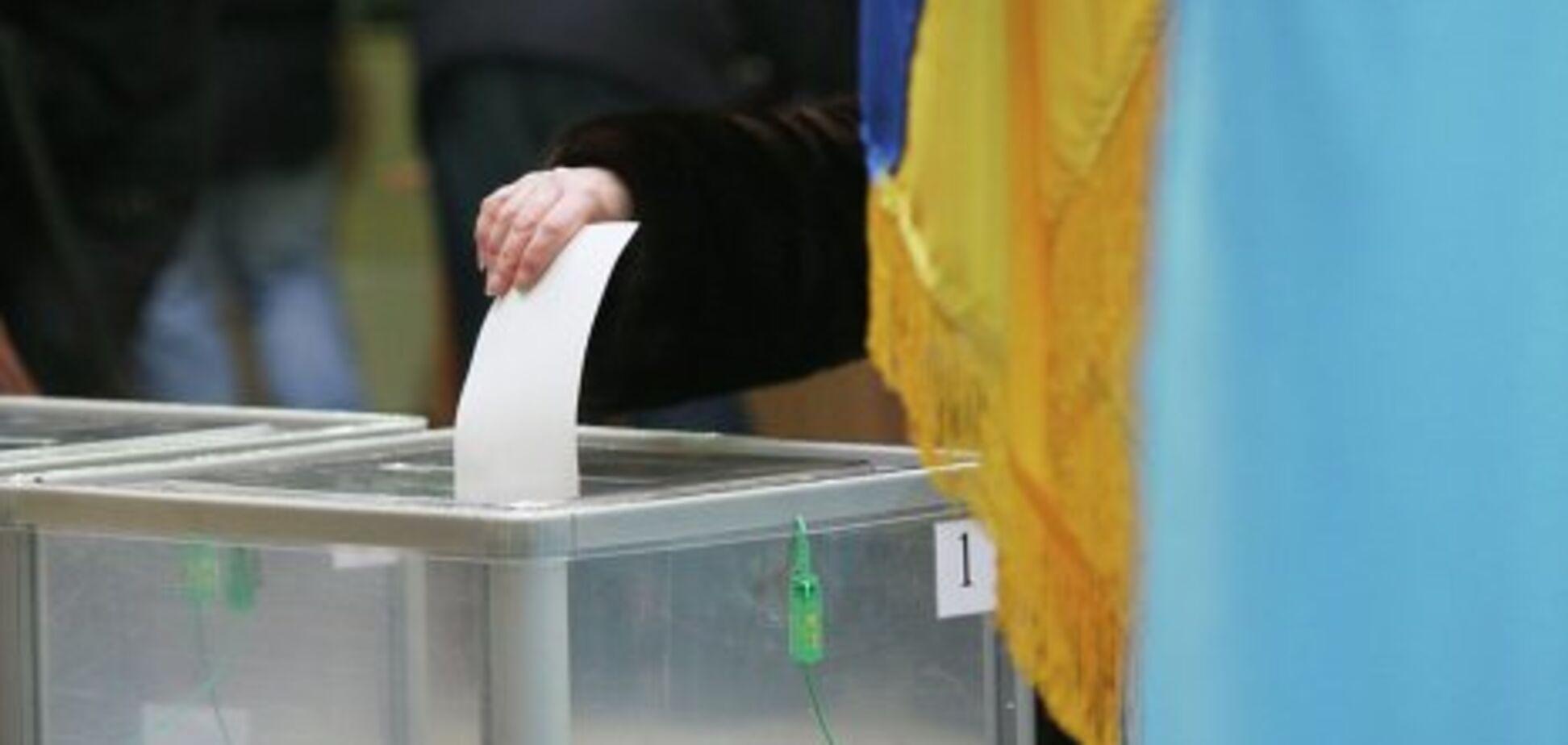 Голосование переселенцев: в Украине утвердили новые правила