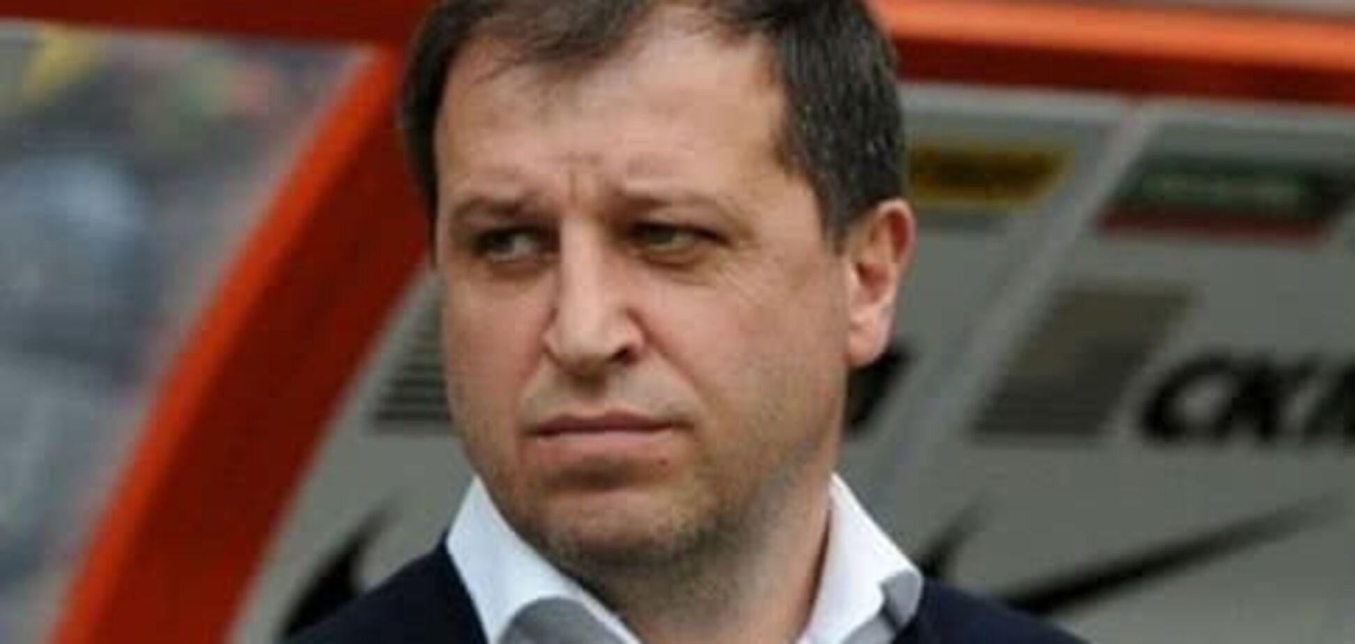 У тренера ФК 'Заря', который стал виновником ДТП в Запорожье, забрали права