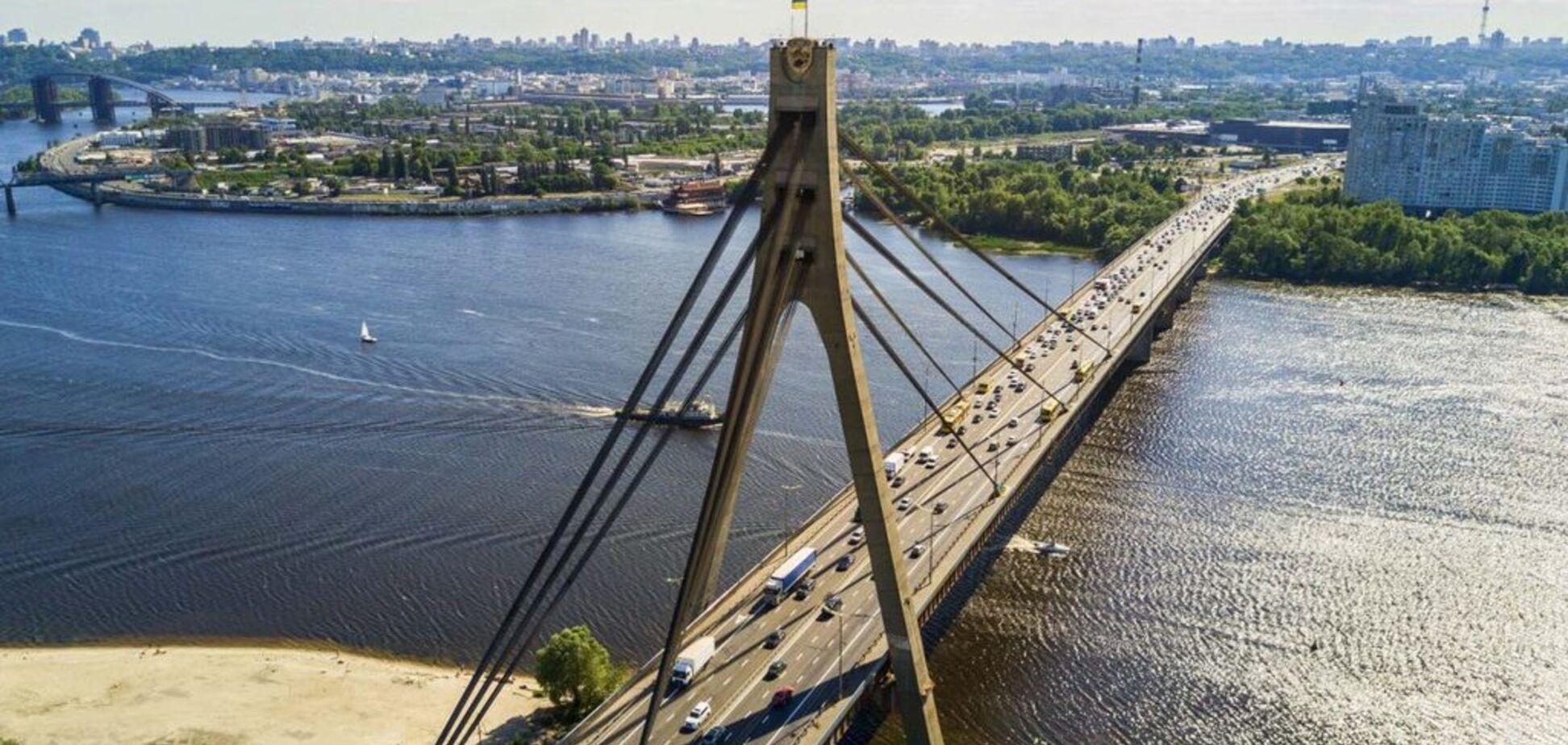 У Києві почнуть ремонтувати міст на Троєщину: скільки витратять