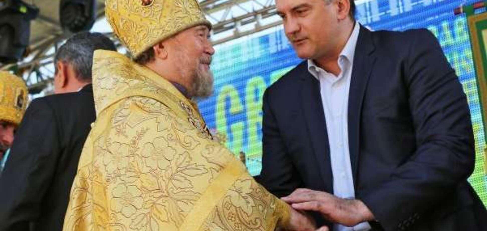 РПЦ добралась до крымских детей