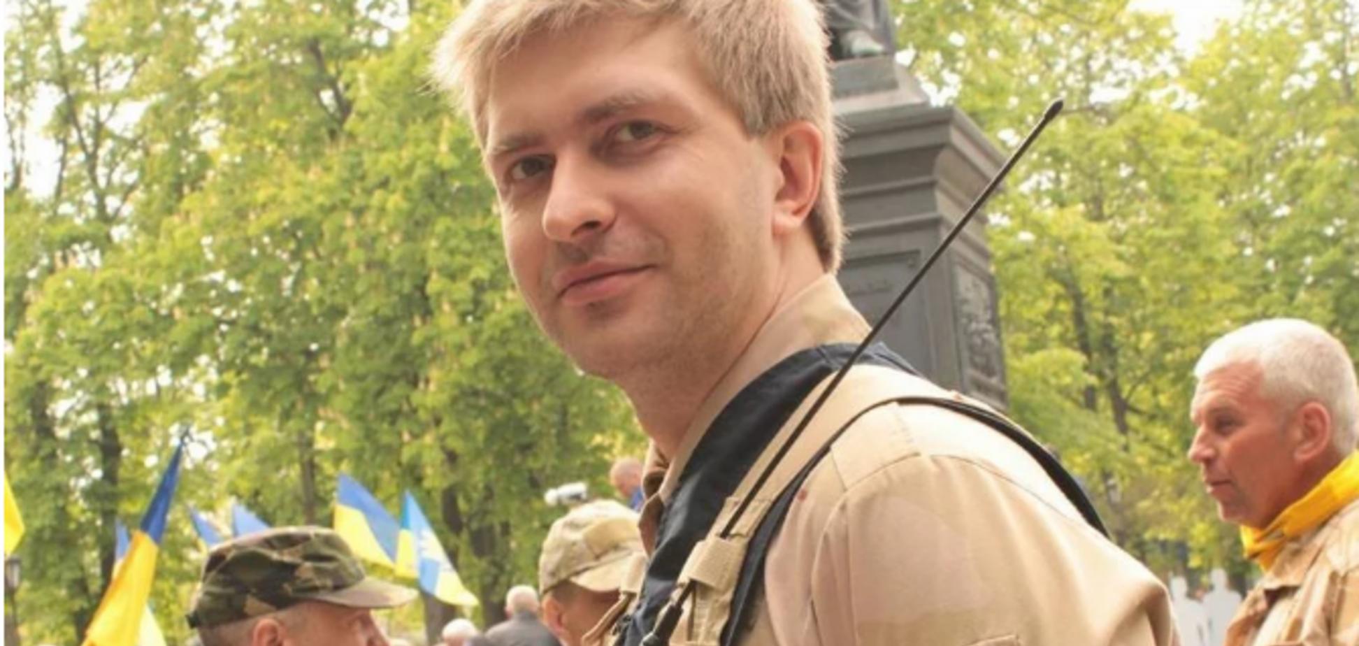 ''Меня расстреляли'': в Одессе напали на известного волонтера