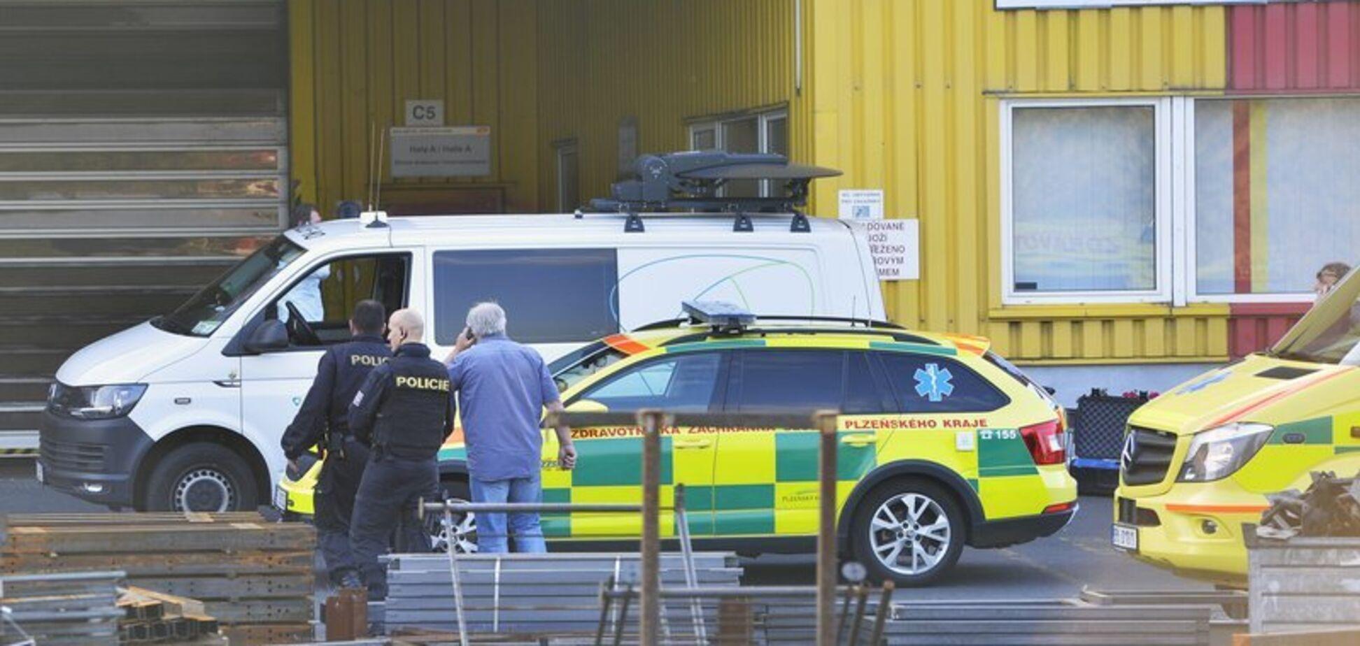 У Чехії розбився вертоліт з іноземцями