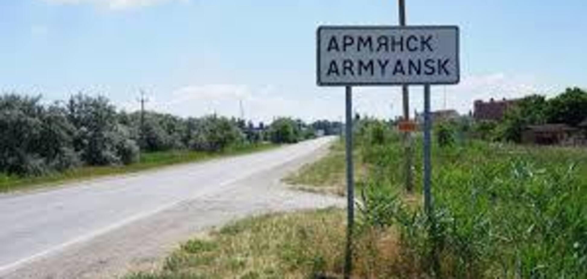 Экокатастрофа в Крыму: оккупанты пугают повтором ''химатаки''