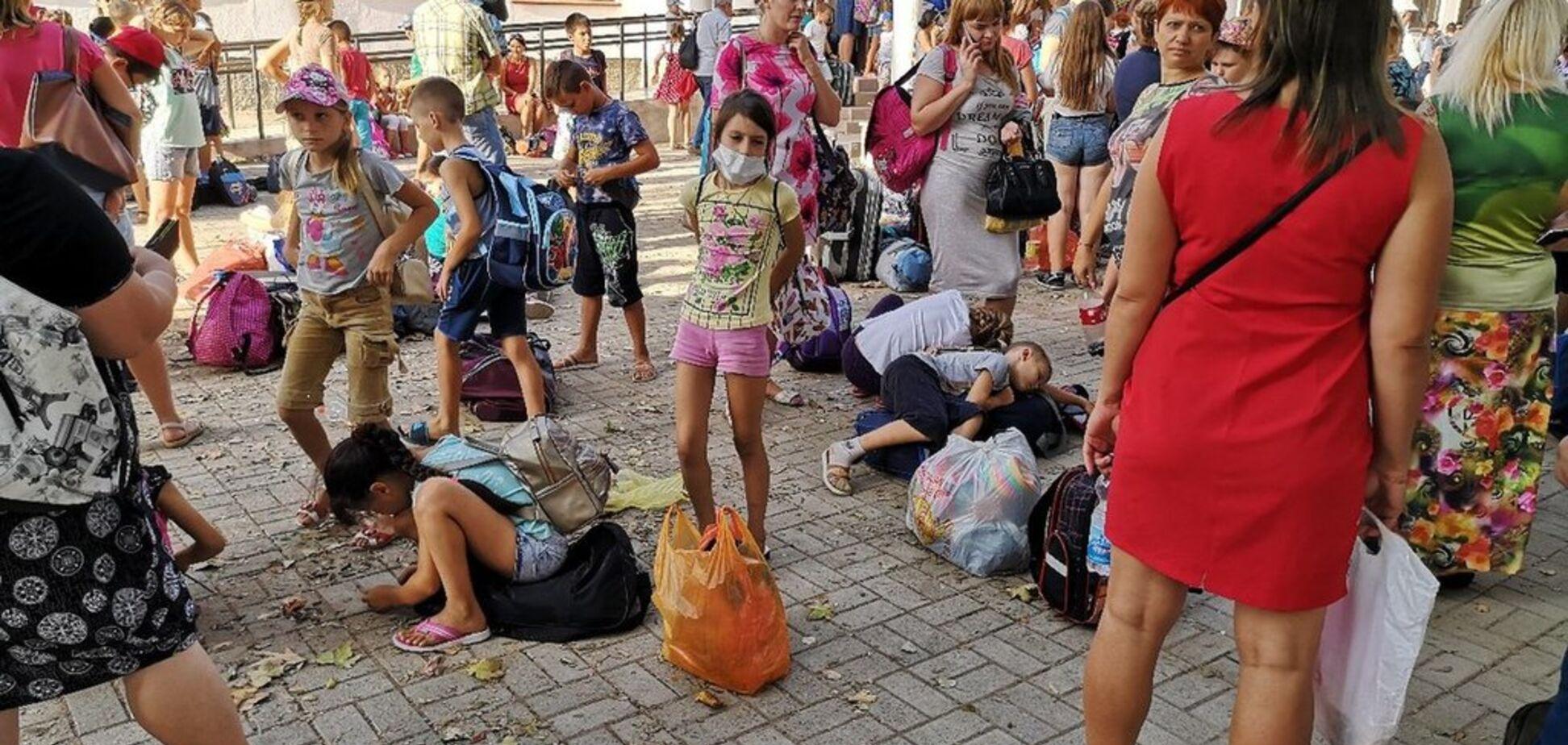 ''Ситуация трагична'': местный житель рассказал об экокатастрофе в Крыму