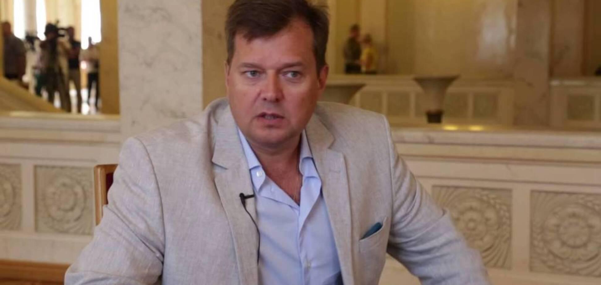 За поездку в Крым: СБУ обязана допросить Балицкого по полной программе
