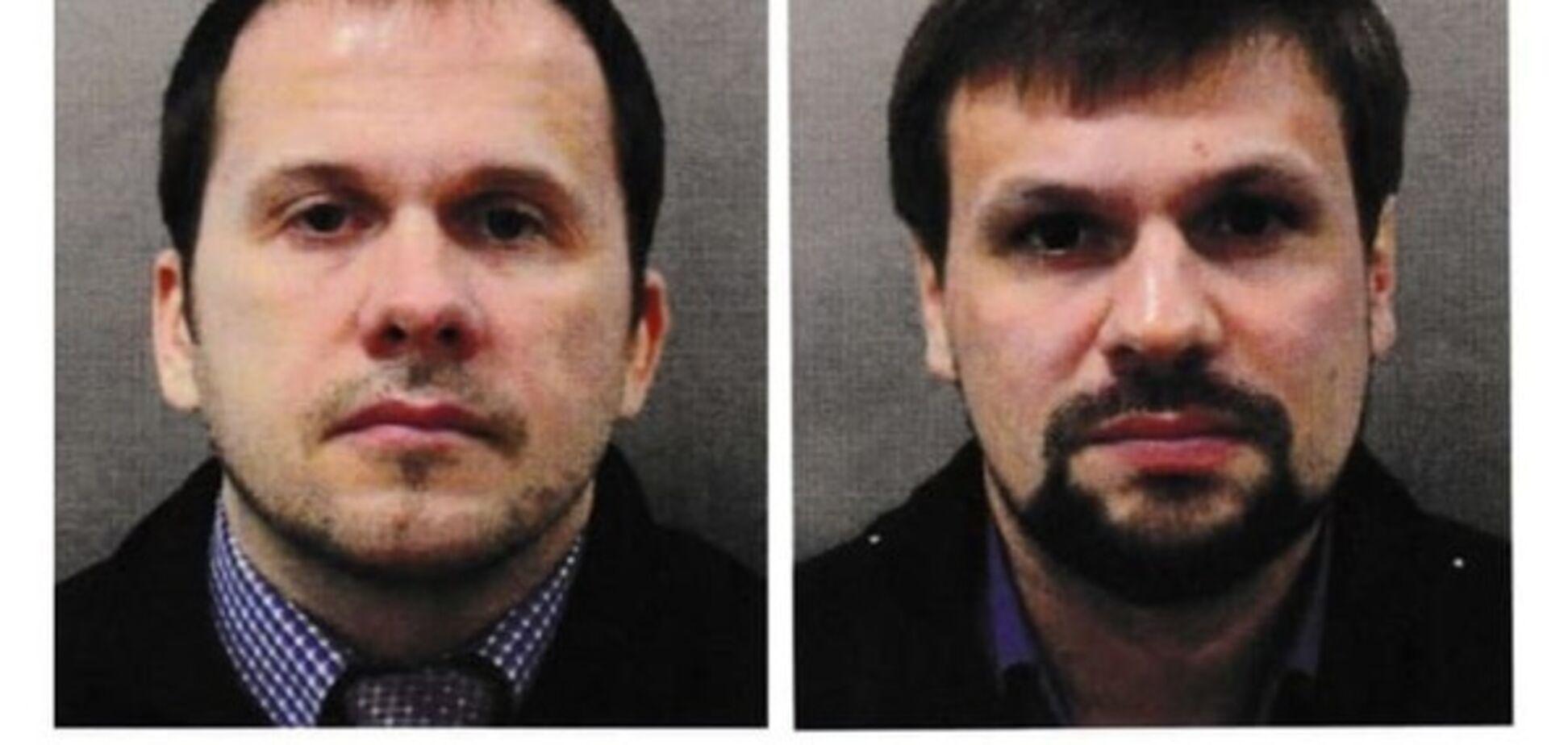 Отравление Скрипалей: в СМИ всплыли первые данные о подозреваемых россиянах