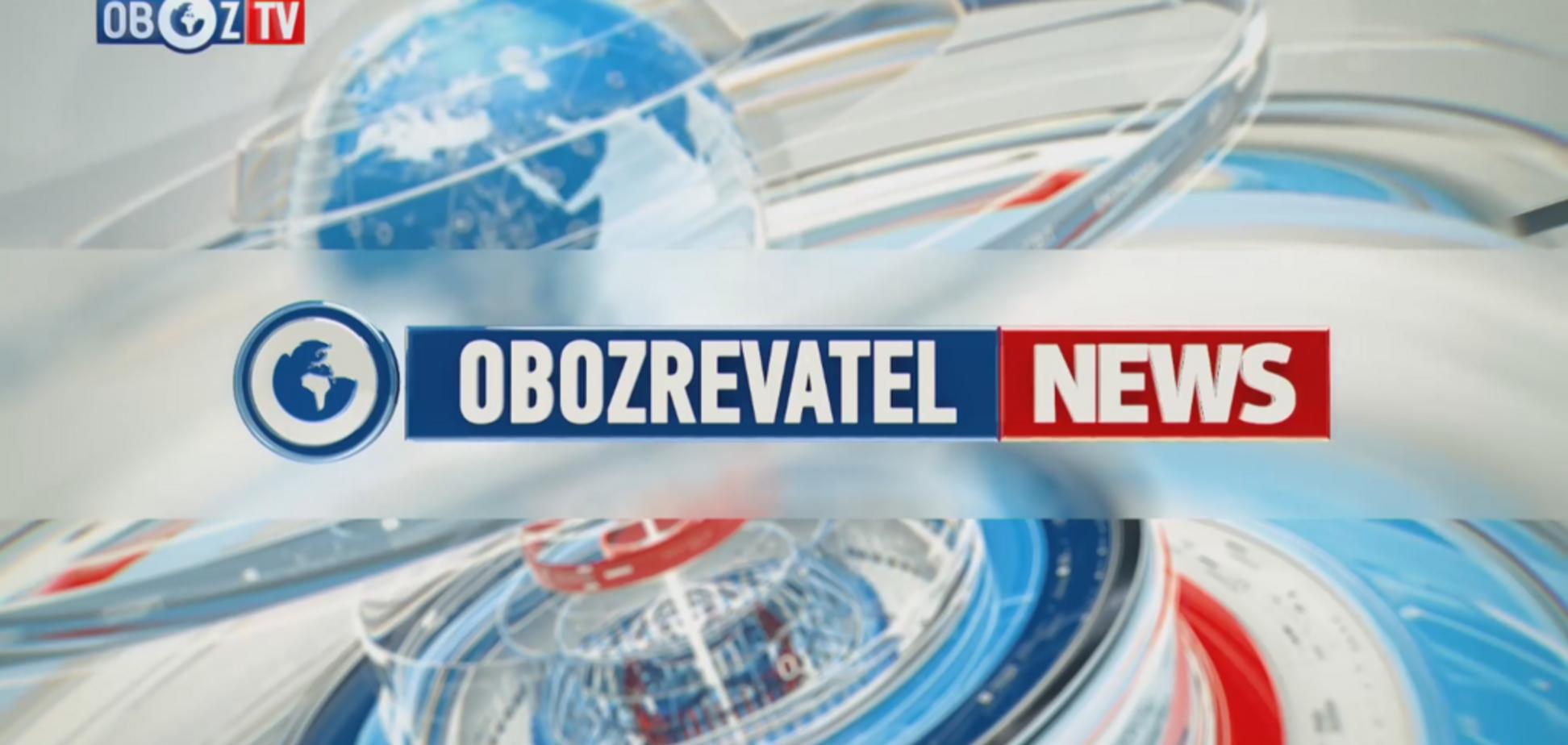 Из-за выбросов в Крыму отравились дети, в Одессе стреляли в активиста, а в Киеве изъяли арсенал оружия - новости на ObozTV