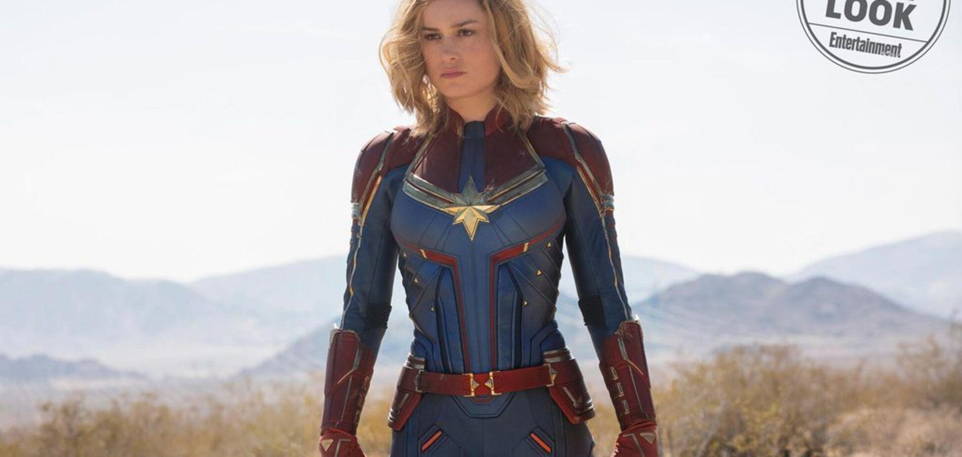 У мережі показали перші кадри одного з найбільш очікуваних фільмів Marvel