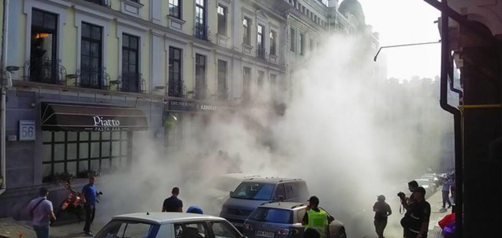 У центрі Києва здійснили зухвале рейдерське захоплення: що відомо