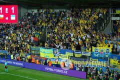 За любовь к Шеве - в тюрьму: репортаж с матча сборной Украины в Чехии