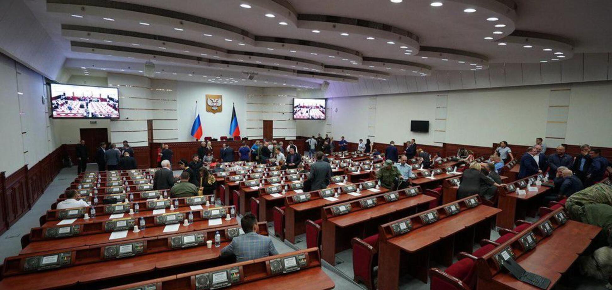 Трапезников признан 'нелегитимным': в 'ДНР' появится новый главарь